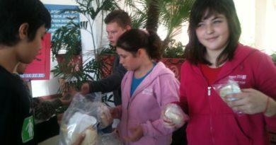יום תרבות ישראלית בבית הספר שבח מופת