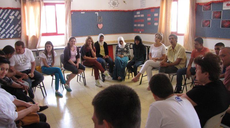 מפגש מסכם הורים – תלמידים – רב תרבותיות שבח מופת – חורה