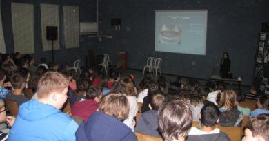 הרצאה בנושא בריאות השן