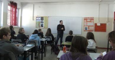 סדנת חינוך פיננסי בכיתה ז'3