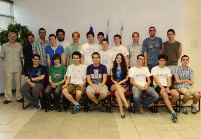 הישג לתלמידי שבח מופת באולימפיאדה למתמטיקה