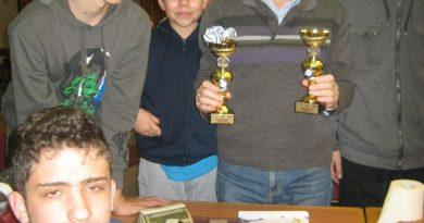 תחרות השחמט לבתי ספר שלב א (כיתות ז'-ח')