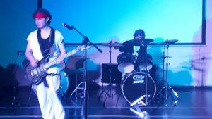 להקת רוק בבית הספר שבח מופת תל אביב