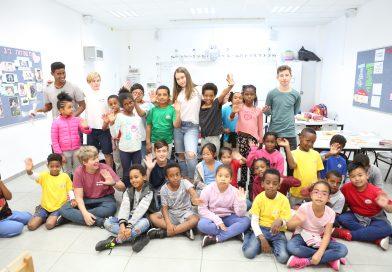 """מקום שלישי לתלמידי שבח מופת תל אביב בתכנית הרחפנים הארצית של עמותת """"מונא-חלל לשינוי"""""""