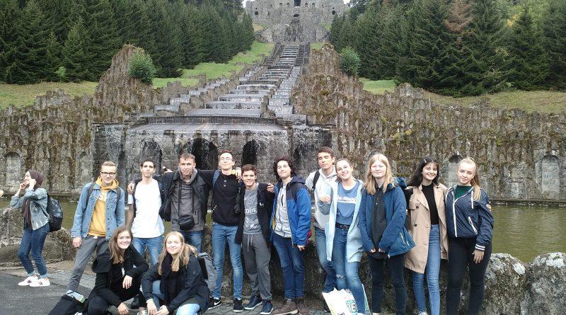 על מה מדברים תלמידים ישראלים וגרמנים במפגש משלחות?