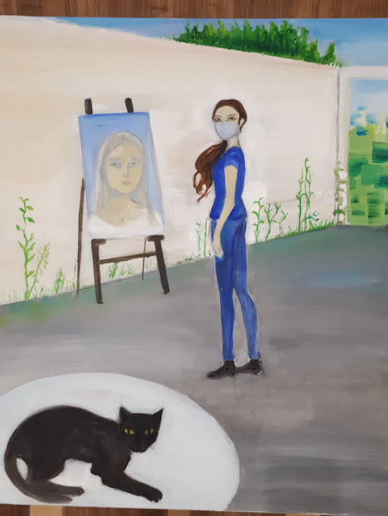ציור של אנה קובפלב